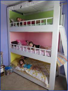 All Bunk Beds All In One Bunk Bed Home Design Ideas
