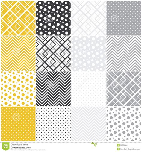 seamless geometric dots pattern stock vector art more geometric seamless patterns squares polka dots royalty