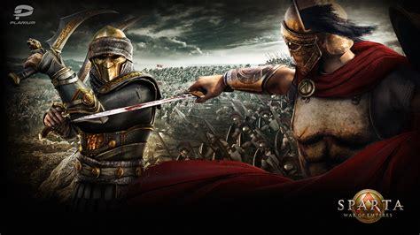 spartan war sparta war of empires wallpapers
