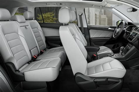 white volkswagen tiguan interior cars com awarded 2018 volkswagen tiguan the best compact