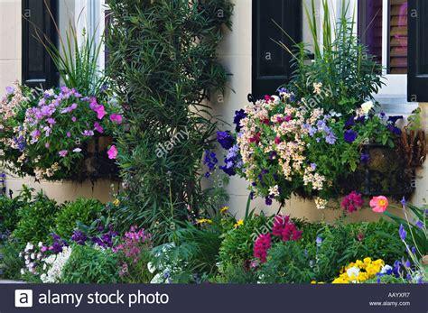 Flower Garden City City Flower Garden Charleston South Carolina Stock Photo Royalty Free Image 7275254 Alamy
