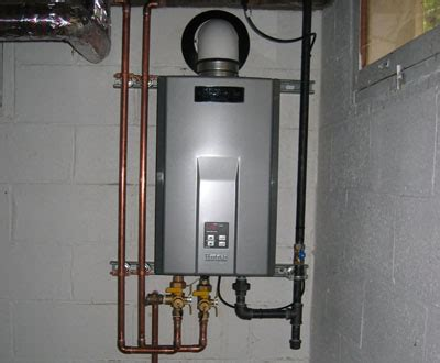 On Demand Water Heater Jv Mechanical Contractors Plumbing And Heating Services