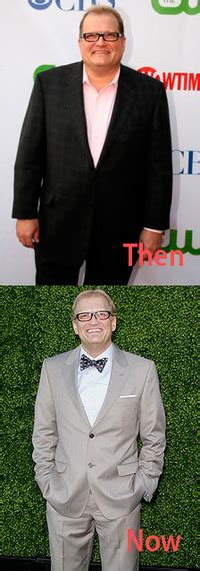 drew carey gained weight back type 2 comedian drew carey sheds 80 pounds says no carb