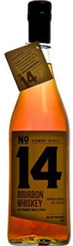 Proof No 14 vermont spirits no 14 maple bourbon reviews and ratings