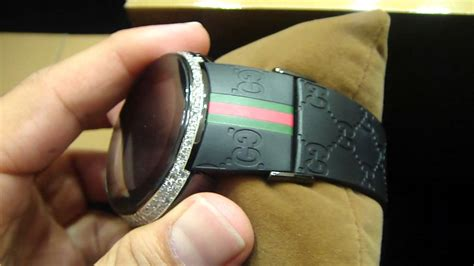 Swiss Paper Publishes Bogus Gucci Ad Gucci Gets The Bill by Mr Chris Da Jeweler Real Real Authentic Gucci
