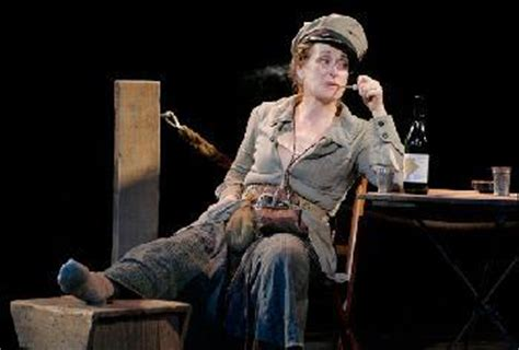 mother courage and her mother courage and her children a curtainup review