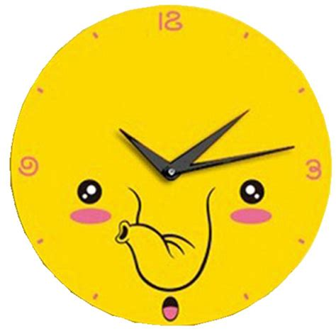 Wall Clock Jam Dinding Sticker Lebah Bee Jam Sticker Lebah Lucu compare prices on diy paper clock shopping buy low price diy paper clock at factory