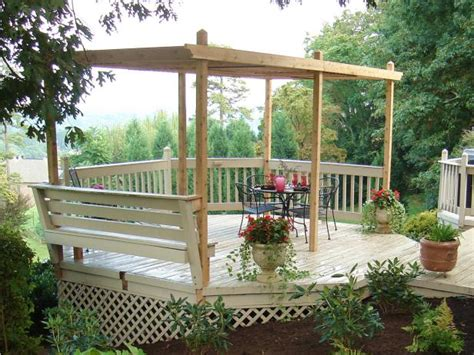 diy pergola plans ideas   build   garden