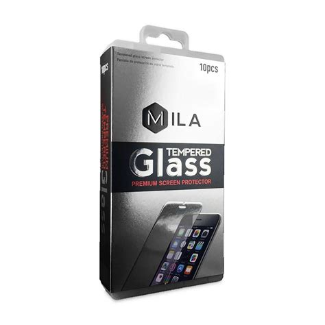 Tempered Glass Premium mila premium tempered glass 10 pack diego wireless distributor wholesale of cell phone