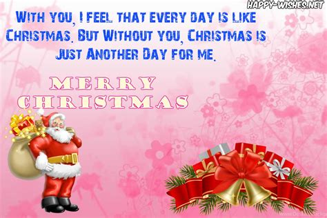 merry christmas long distance wishes for boyfriend distance