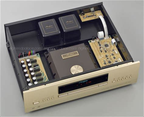 Play To The End high end palace reference cd players transports dac s