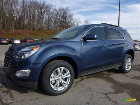 chevrolet equinox blue 2016 patriot blue metallic chevrolet equinox lt awd