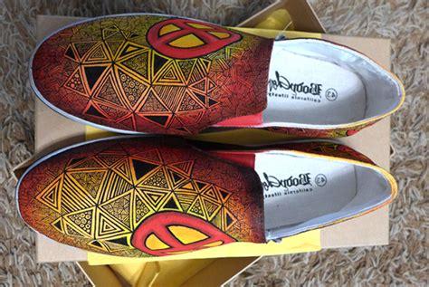 doodle shoes malaysia doodle shoe on behance