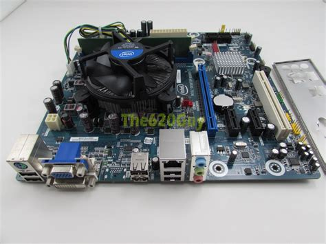 intel dh55pj motherboard e93812 i3 540 3 07ghz cpu