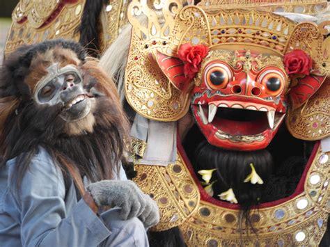 Barong Indonesia sahadewa barong and kris bali indonesia part 1 of 3