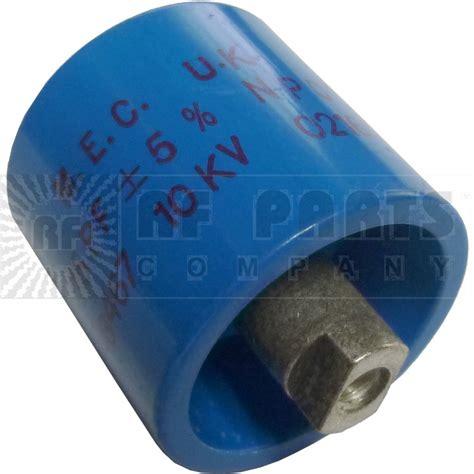 ceramic doorknob capacitor 570075 10p doorknob capacitor 75pf 10kv mec clean used ht57 series 15kv ceramic doorknob