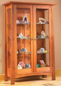 Display Cabinets Plans Free Display Cabinet Popular Woodworking Magazine