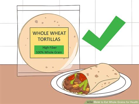whole grains eat how to eat whole grains for health 11 steps with pictures