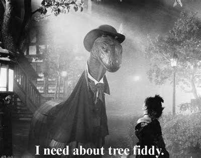 tree fiddy know your meme