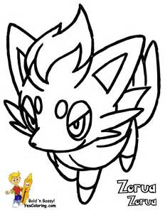 powerful pokemon coloring pages black white sigilyph escavalier free