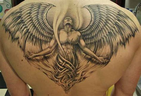 26 demonic tattoos do you believe in their meanings