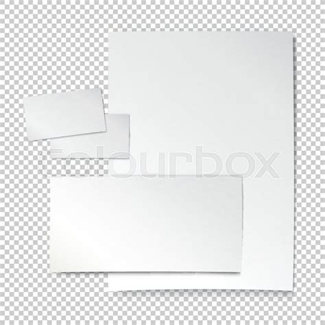 Business Card Envelope Template Vector by Corporate Identity Template Empty Letter Envelope