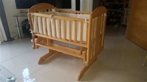 lullaby glider crib baby elegance for sale in doughiska