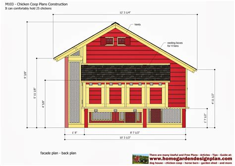 Sntila Diy Free Chicken Coop Plans Chicken House Blueprints Free