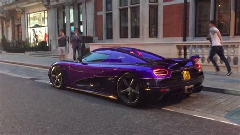 koenigsegg london koenigsegg agera r in london youtube