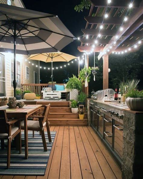 kitchen patio ideas top 60 best outdoor kitchen ideas chef inspired backyard