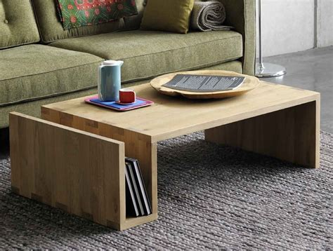 Coffee Table Minimalis nordic american country minimalist solid wood furniture retro coffee table ecological wood