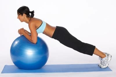 plank  stability ball howstuffworks