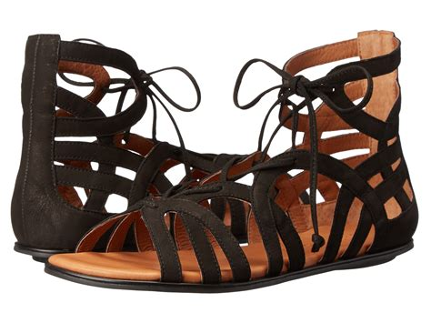 gentle souls my sandal gentle souls my 3 in black lyst