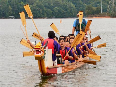 dragon boat lake lanier thar be dragon boats on lake lanier