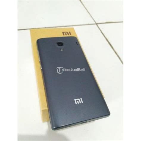 Hp Bekas Xiaomi 1s hp xiaomi redmi 1s fullset lengkap mulus fungsi normal lancar cod bekasi dijual tribun