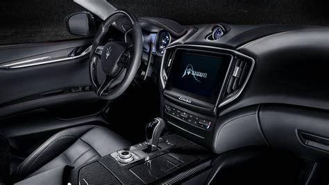 maserati jeep interior 2018 maserati ghibli gransport 4k interior wallpaper hd