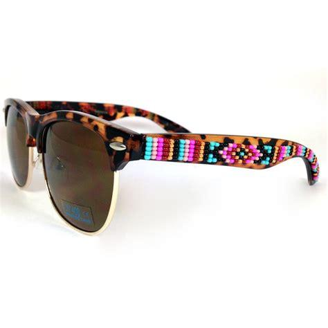 beaded sunglasses beaded rimless sunglasses by halcro beyond