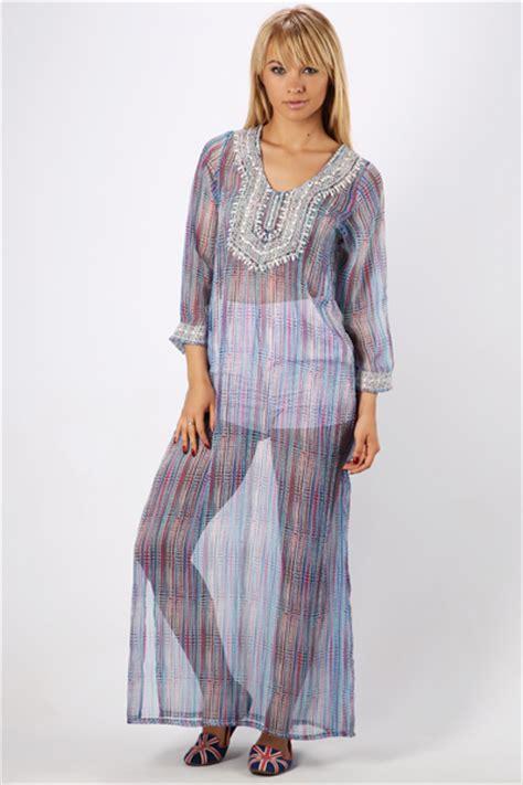 ethnic print kaftan maxi dress 3 colours just 163 5