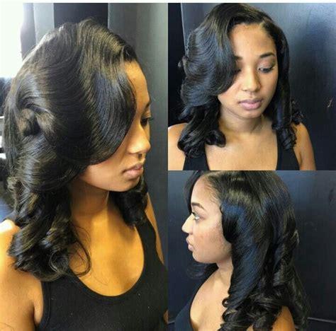 sew in wedding styles 831 best hurrr images on pinterest braids curly girl