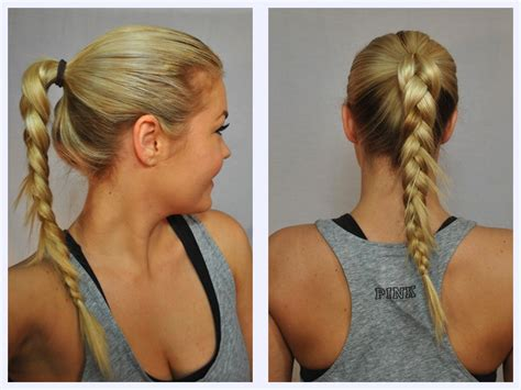 easy hairstyles gym women hairstyles for the gym and exercising women hairstyles