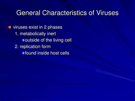 general biography characteristics outside of living cells viruses are metabolically home