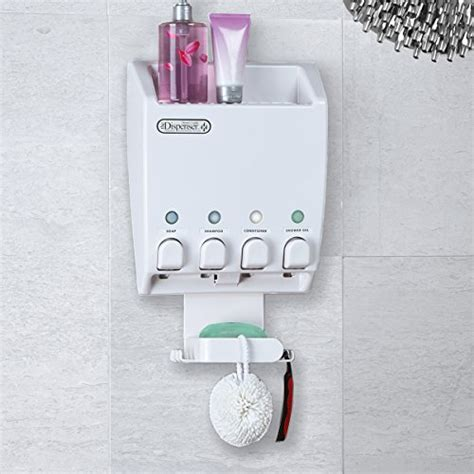 better bath shower caddy better living products dispenser shower caddy four