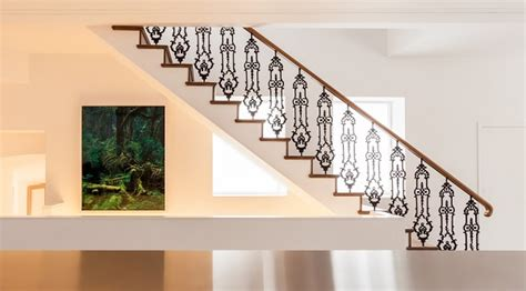 Iron Grill Design For Stairs Unique Stair Grills Can Add A Quality Look To Your Home