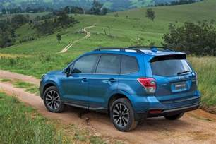 2016 Subaru Forester Specs 2016 Subaru Forester Pricing And Specifications Photos
