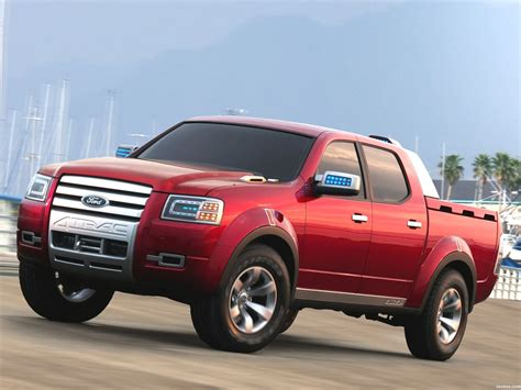 imagenes pick up fotos de ford 4trac pick up concept 2005