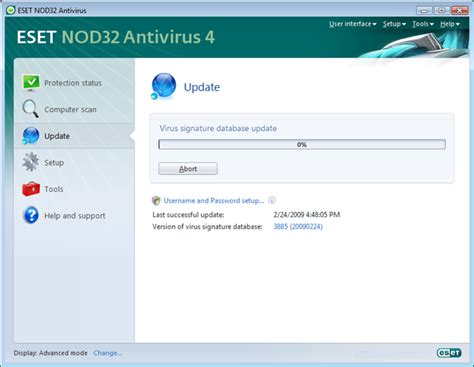 cara upgrade full version eset nod32 antivirus 4 nod32 update free download password