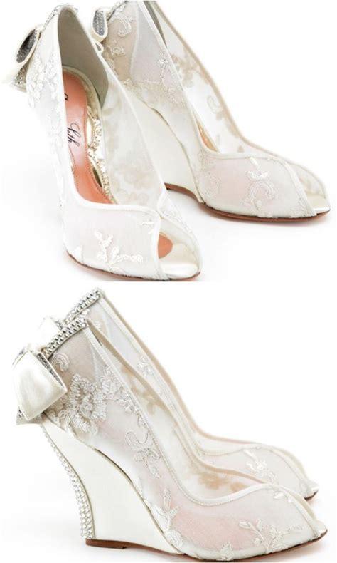 best 25 wedge wedding shoes ideas on bridal