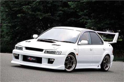 rearbumper for subaru impreza 1994 1998 avb sports car tuning spare parts grill for subaru impreza 1994 1998 avb sports car tuning spare parts