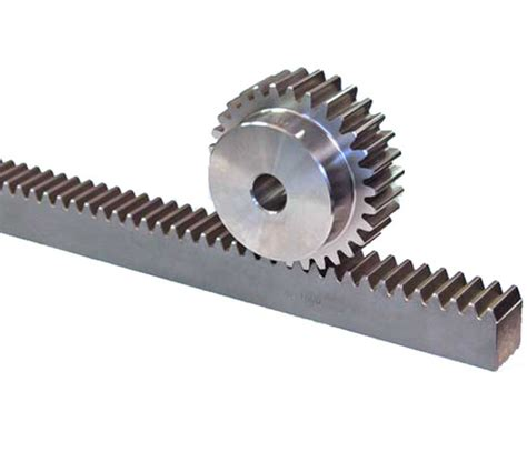 pignone e cremagliera industrial rack pinion gear set at rs 550 rack