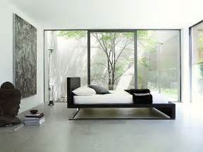 Fresh and natural bedroom interior design interior design
